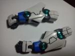 Already with lining, using Gundam Marker