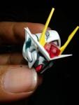 One of the best head display in Gundam OO