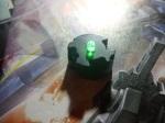 No, unfortunately, it wasn't Green Lantern's power ring.