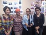 Mayumi, Ari, Maya & Ita